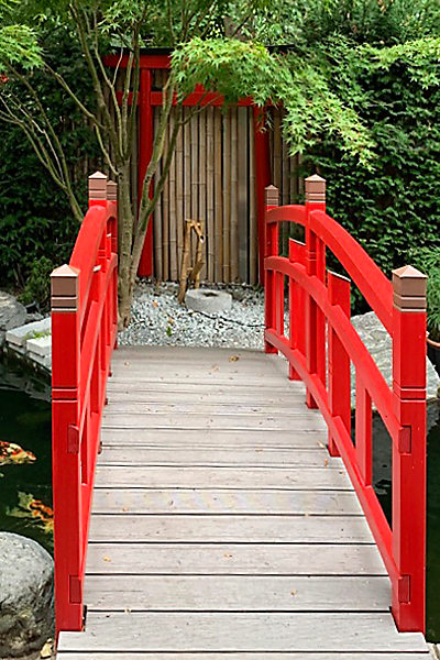Teichbrücken Bildergalerie