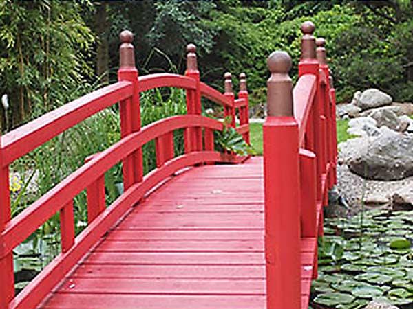 Teichbrücke 1