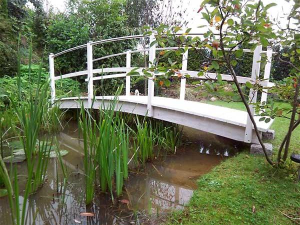 Teichbrücke 25