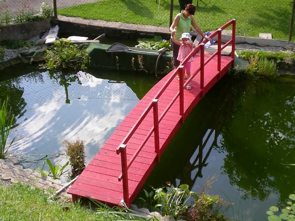 Teichbrücke 8